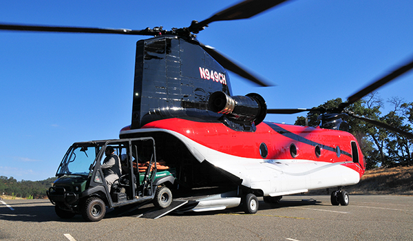 CH-47D Deployed to Australia